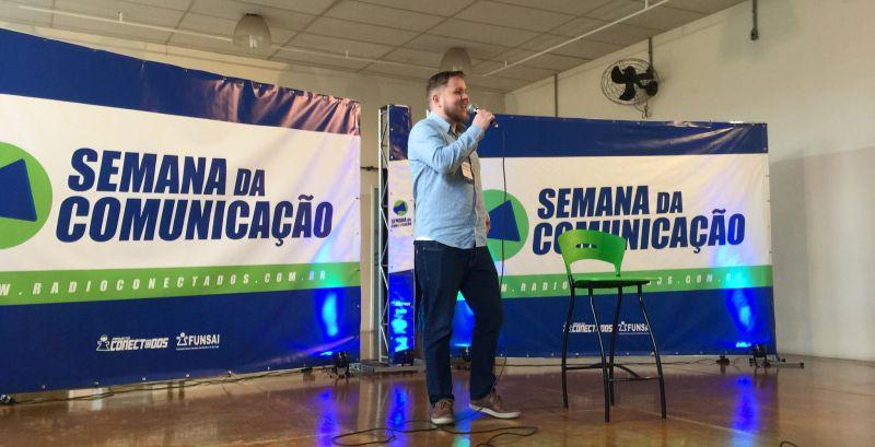 Luiz Silveira - Semana da Comunicação Conectados