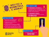 Legislativo auxilia população na Regularização do Título de Eleitor