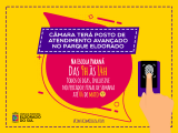 Câmara implanta posto avançado de atendimento no Parque Eldorado para a Regularização do Título de Eleitor e obtenção do Auxílio Emergencial do Governo Federal