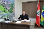 Presidente da Câmara assume cargo de Prefeito em Exercício