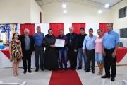Câmara presta homenagem aos 30 anos da Igreja Católica Nossa Senhora Medianeira