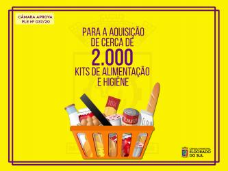 Câmara aprova projeto que regulamenta a doação de R$ 150 mil reais para Prefeitura