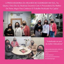 Procuradoria da Mulher - reunião 1