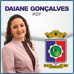 Ver.ª Daiane Gonçalves (PDT)