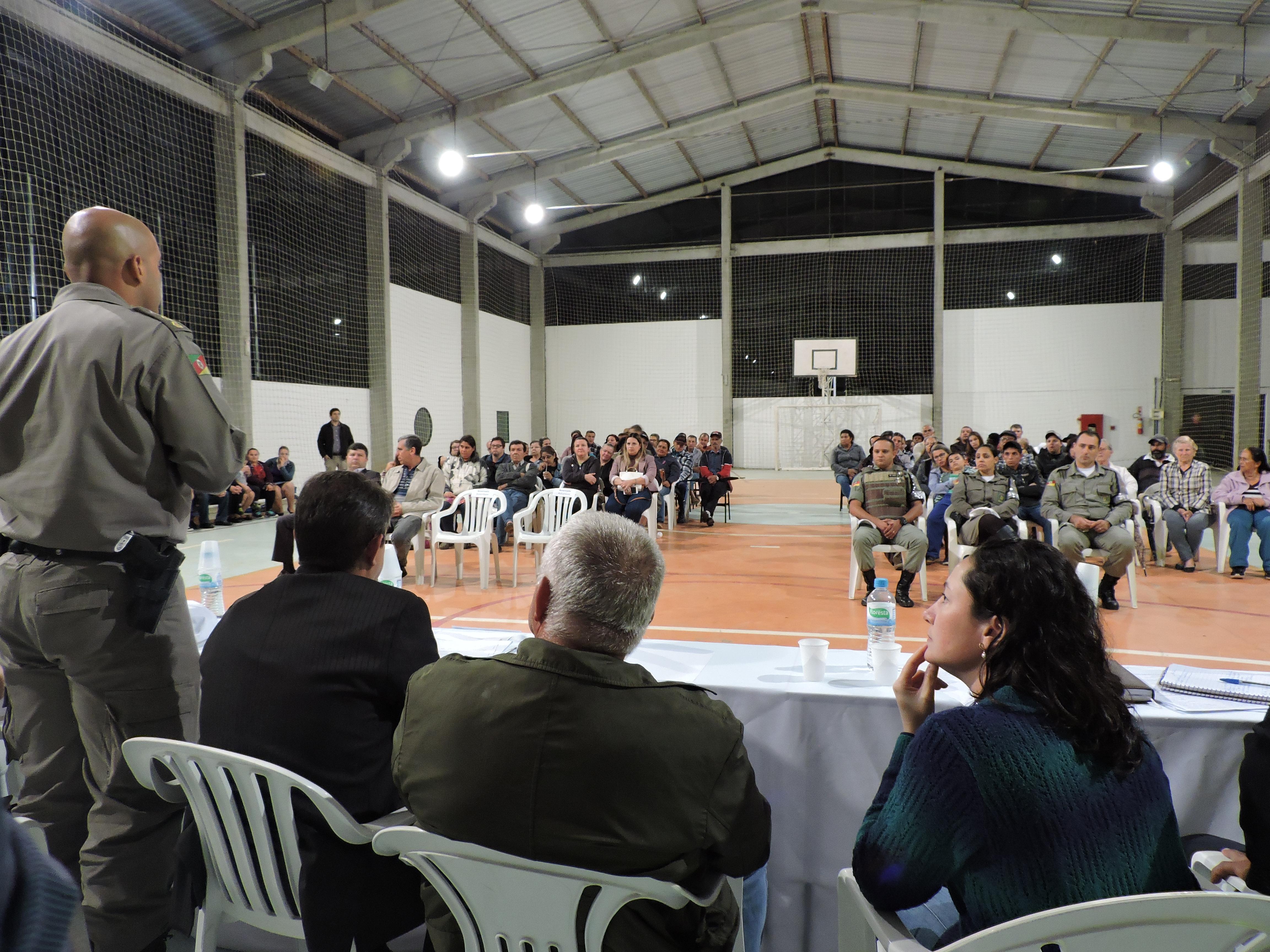 Legislativo realiza Audiência Pública sobre segurança do bairro Bom Retiro