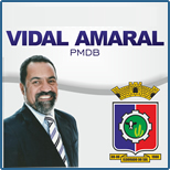 Ver. Vidal Amaral (MDB)