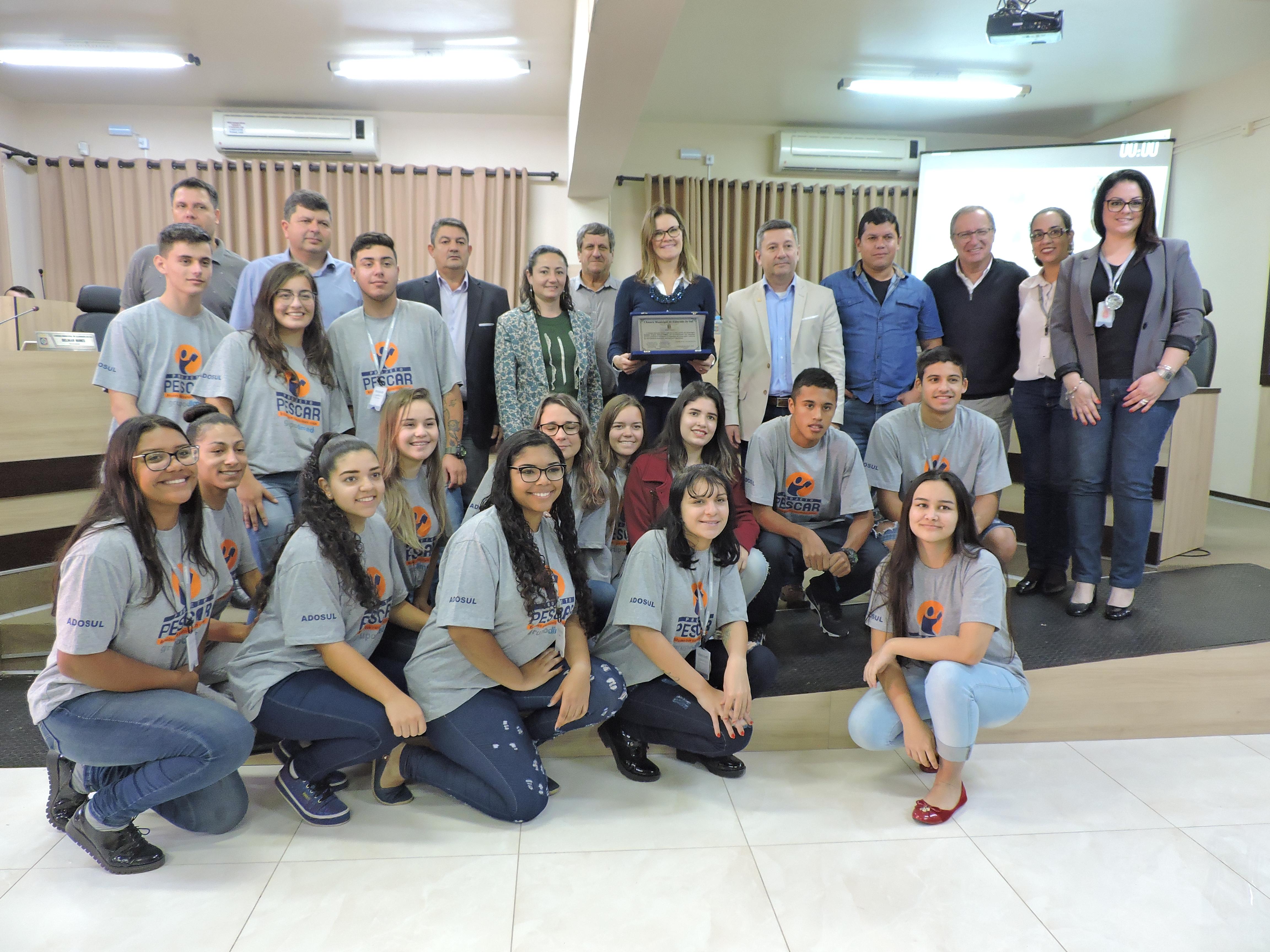 Grupo Dimed recebe Moção Honrosa na Câmara Municipal