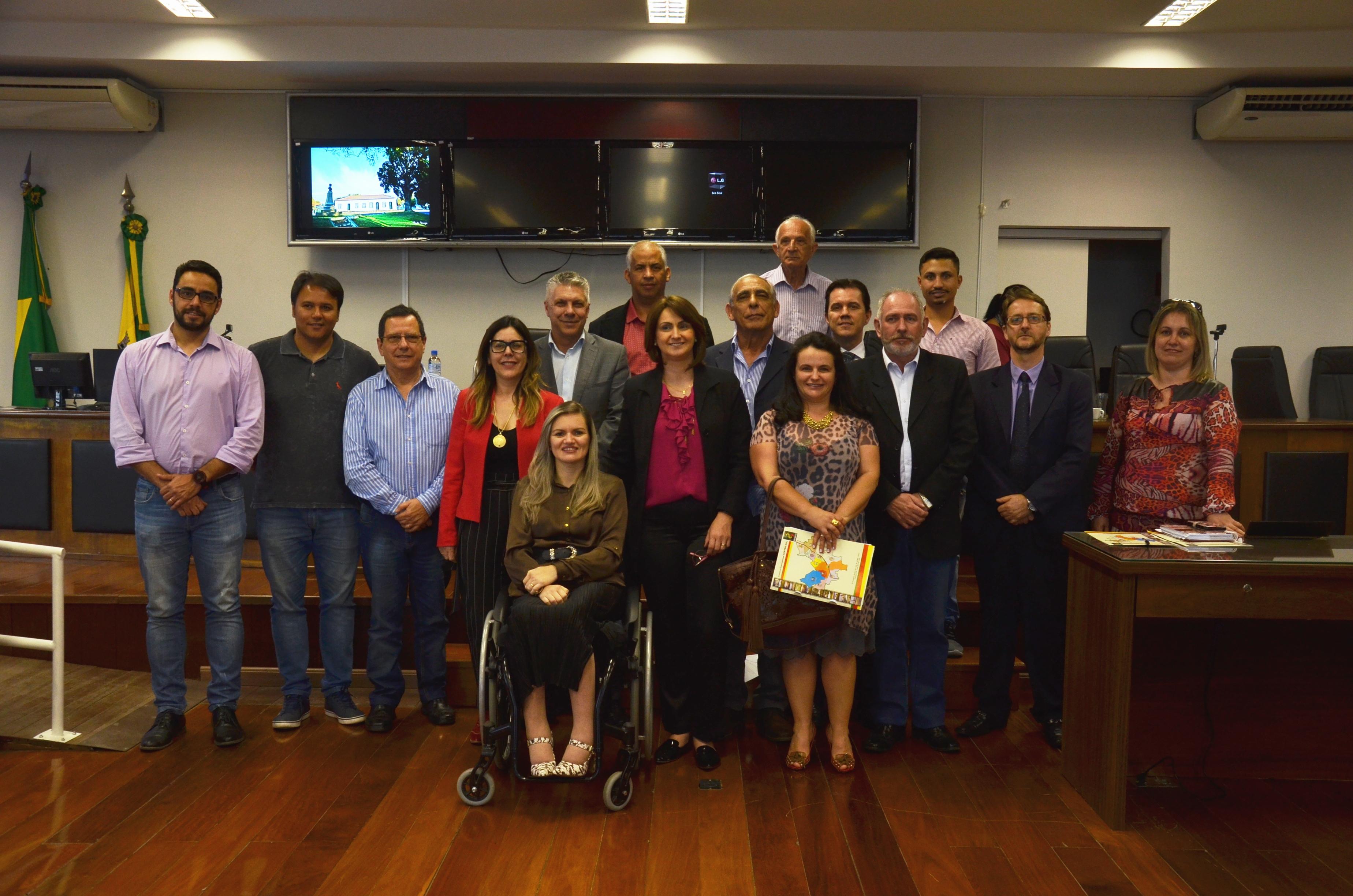 Consórcio Intermunicipal Centro-Sul realiza o II Fórum de Iluminação Pública