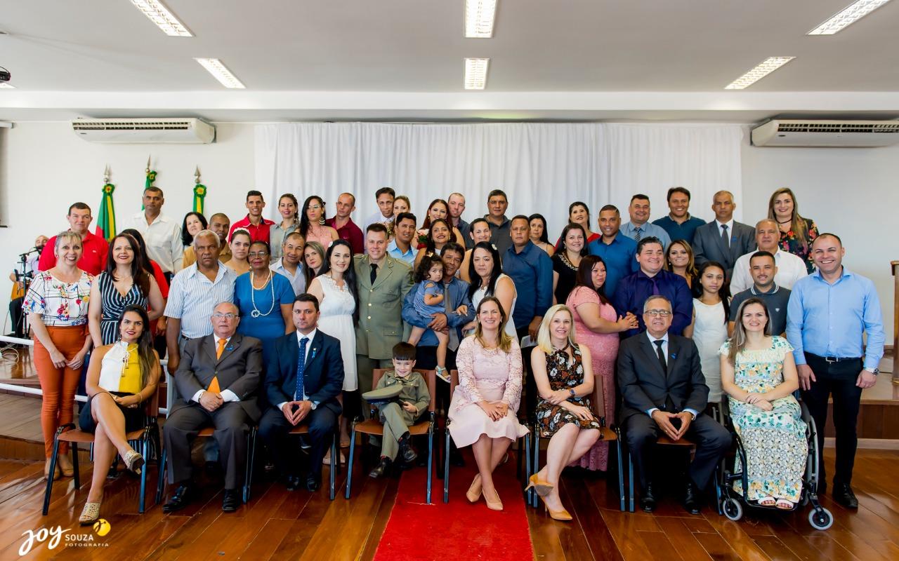 Plenário do Cipreste é palco do 1º casamento coletivo de Guaíba