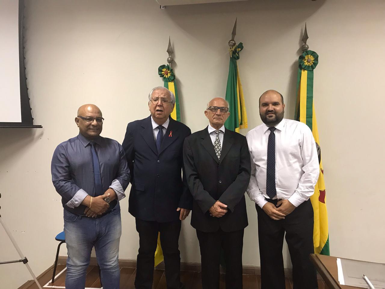 Legislativo de Guaíba elege vereador Arilene Pereira para presidente