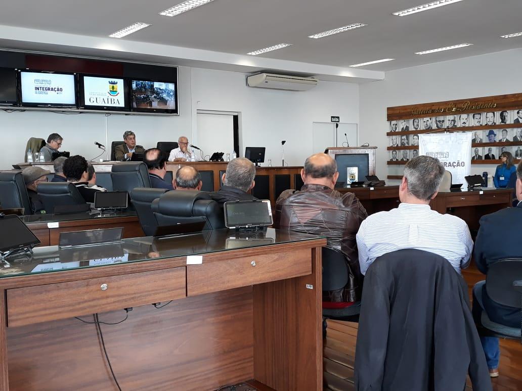 Audiência Pública sobre Transporte Coletivo foi Realizada na Câmara de Vereadores de Guaíba