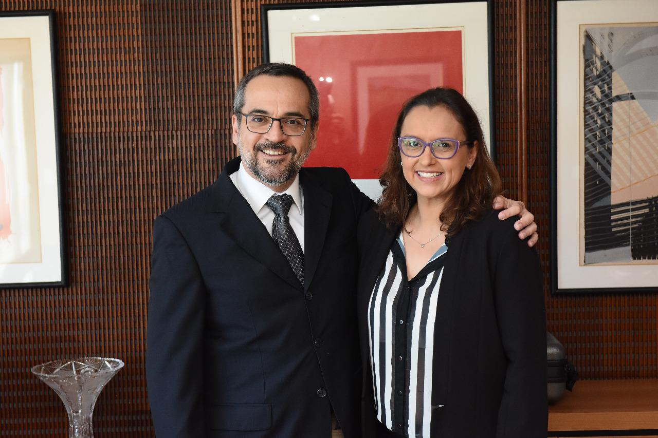 Claudinha Jardim leva pautas de Guaíba ao Governo Federal