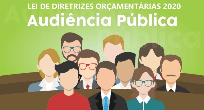 Audiência Pública - Lei de Diretrizes Orçamentárias 2020