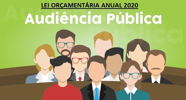 EDITAL DE AUDIÊNCIA PÚBLICA – PLOA 2020