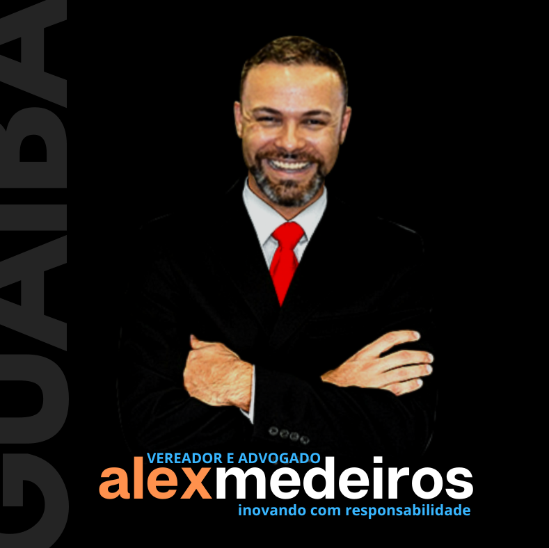 Ver. Alex Medeiros (PP)