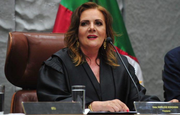 Desembargadora Presidente do TRE-RS participará da Sessão Ordinária de 11 de fevereiro