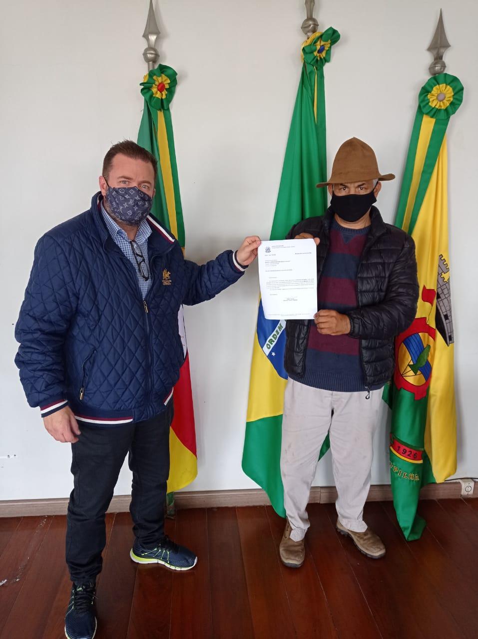 Enfrentamento ao COVID 19 - Vereador Manoel intermedeia vinda de R$ 100 mil para o combate à pandemia