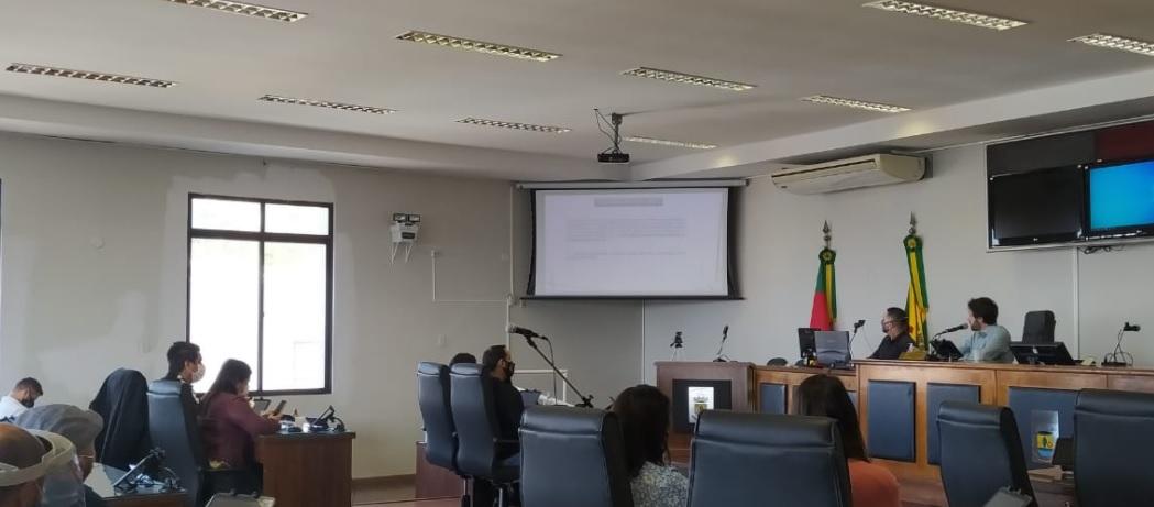 Escola do Legislativo – Servidores da Prefeitura participam de curso de capacitação