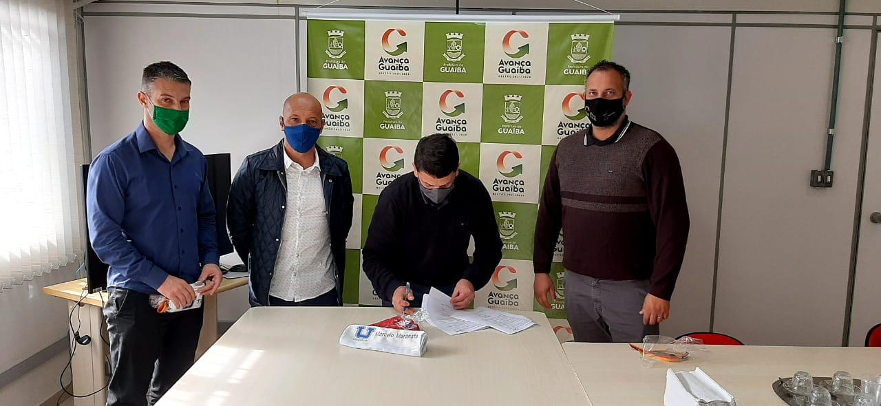 Estágios na Saúde - Vereador Tiago Green articula parceria de Universidade com município de Guaíba