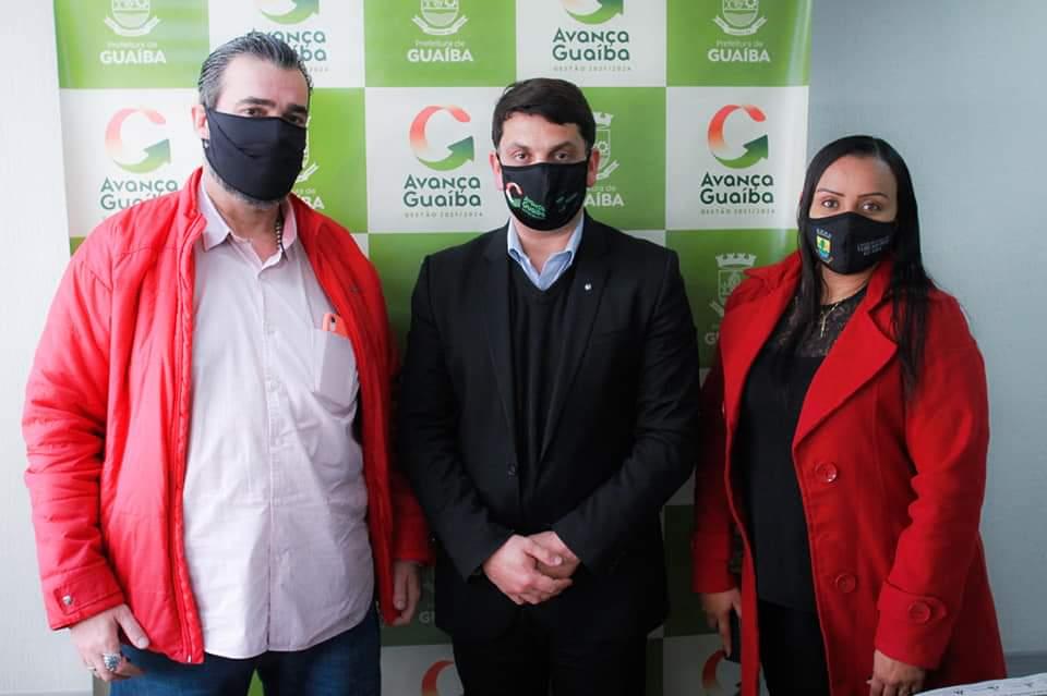 Inclusão em Pauta - Vereadora Letícia Maidana recebe vereador da Capital e dialoga sobre Inclusão