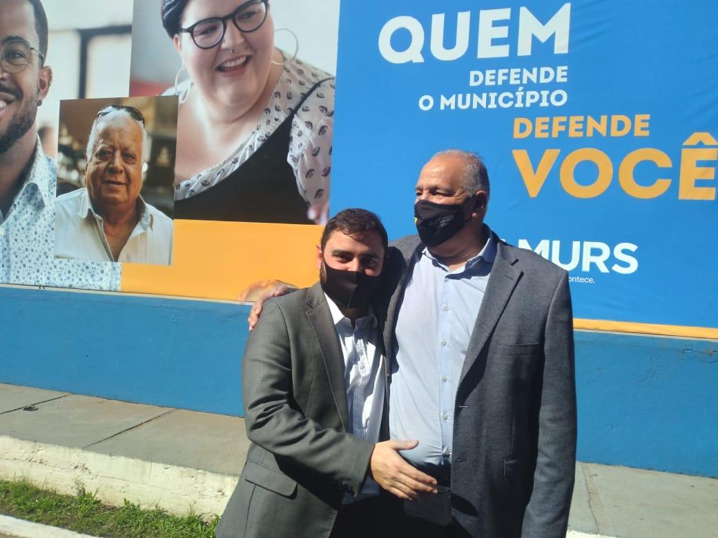 Melhorias na Metade do Sul - Vereador Ernani Chacrinha participa de Audiência de Frente Parlamentar na Expointer