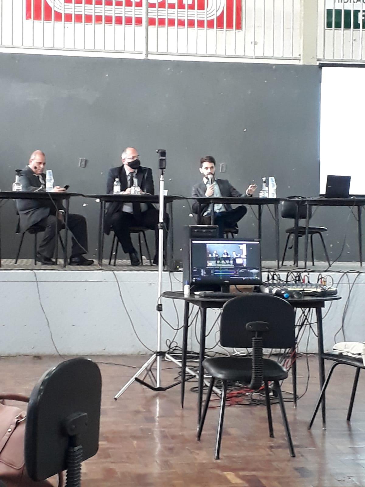 Procurador-Geral participa de evento da ACVERC
