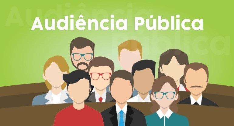 EDITAL DE AUDIÊNCIA PÚBLICA HÍBRIDA  PRESENCIAL E VIRTUAL
