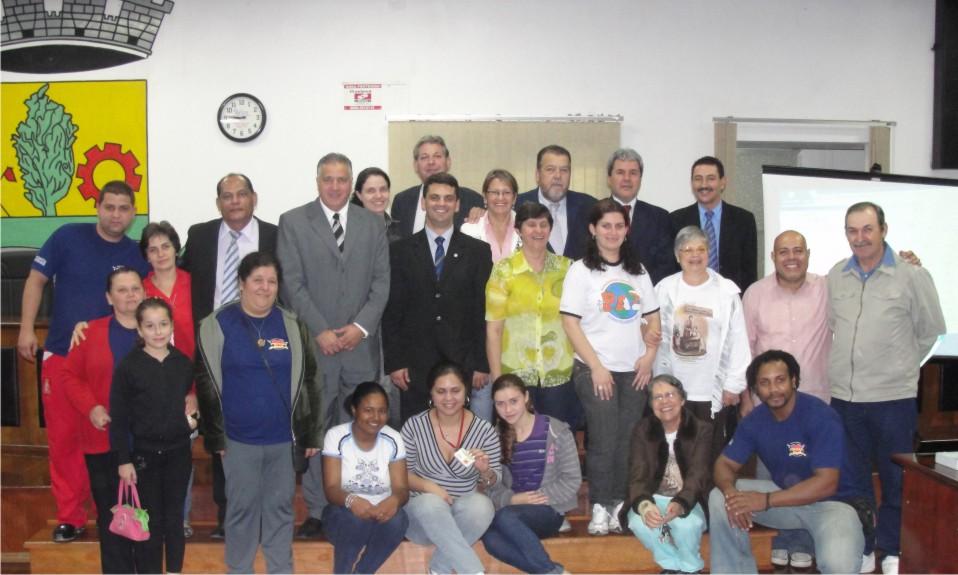PROJARI presta contas para Câmara Municipal de Guaíba