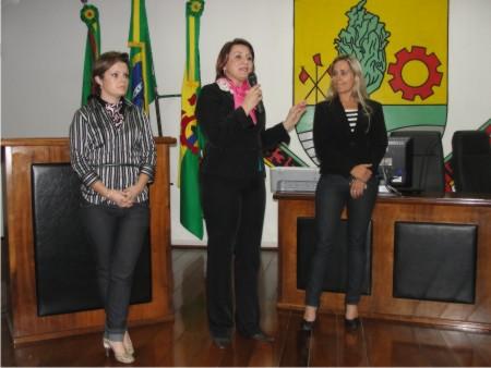 Projeto da 14ª Expofeira Centro-Sul é apresentado aos vereadores de Guaíba