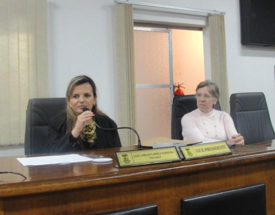 Saúde em pauta no Legislativo Municipal