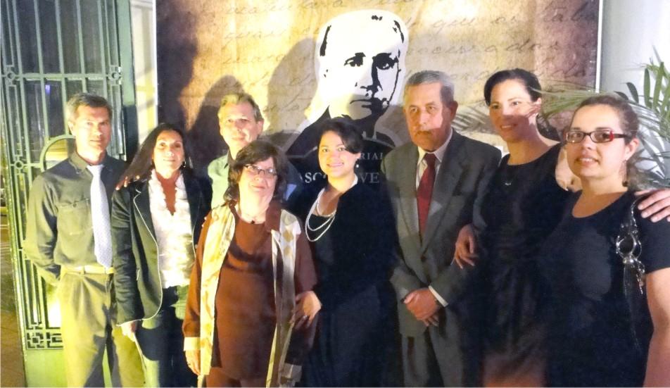 Inaugurado o Memorial Cel. Vasco Alves Pereira