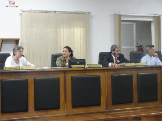 Novo hospital é pauta na Câmara Municipal