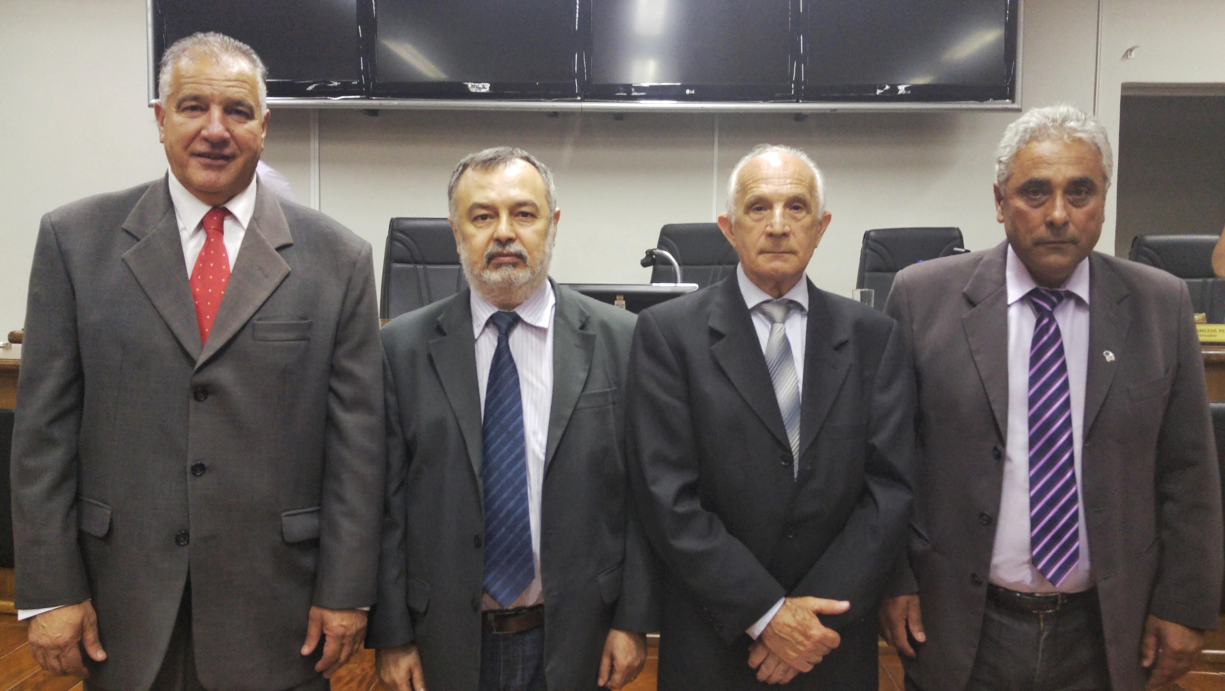 Jorge da Farmácia (DEM) assume a Presidência da Câmara em 2016