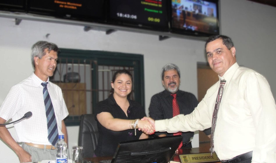 João  da Silva Gomes assume como Vereador na Câmara Municipal