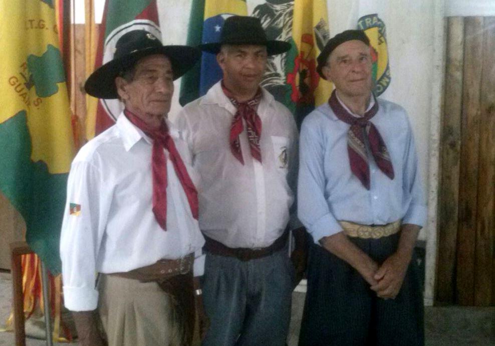 Vereador Manoel participa da Cavalgada em comemoração aos 40 anos do CTG Gomes Jardim