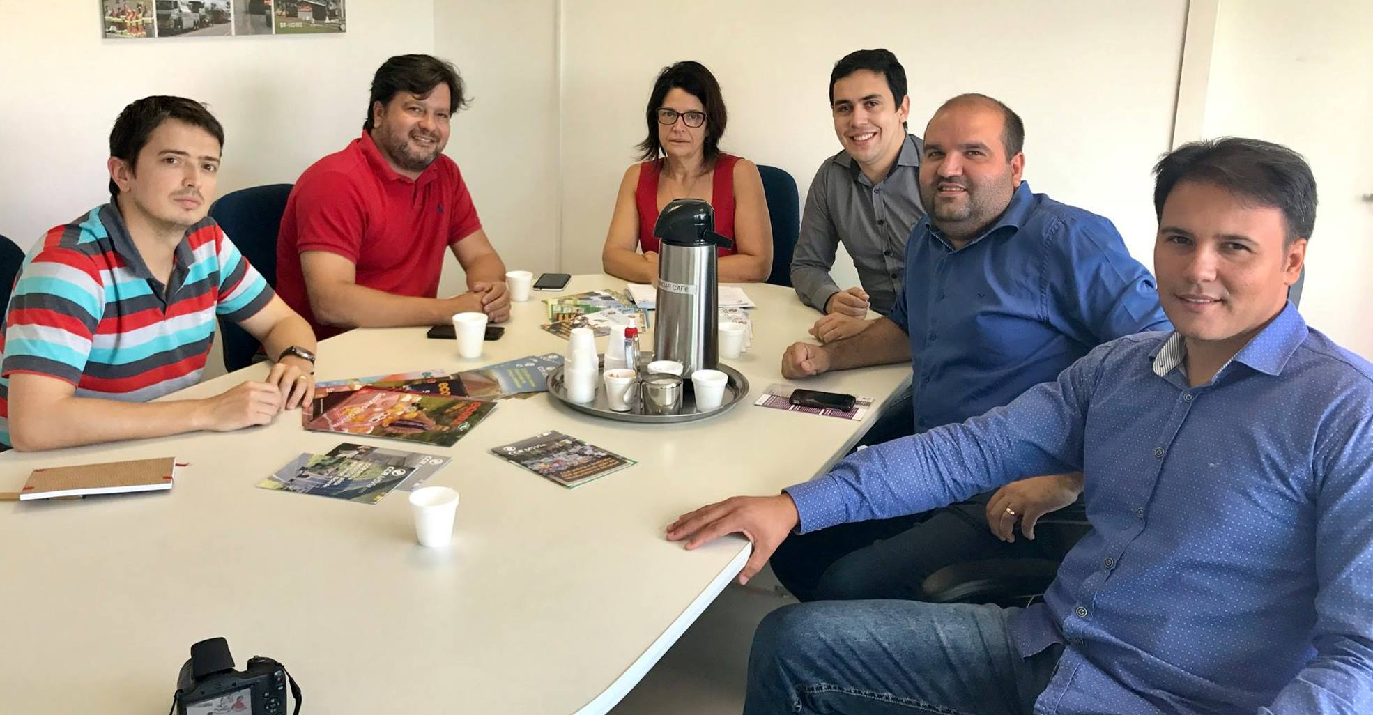 Comitiva de Vereadores visita a ANTT, buscando o fim do pedágio de Eldorado do Sul