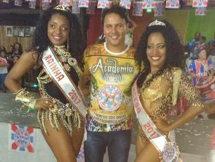 Vereadores prestigiam festa da Academia de Samba Cohab-Santa Rita