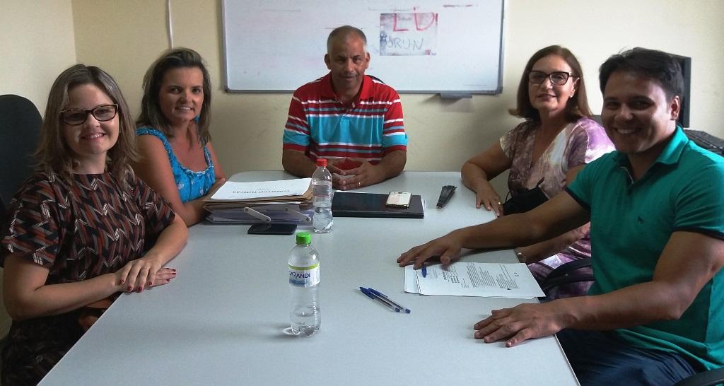 Vereadores realizam reunião com Conselho Tutelar e COMDICA