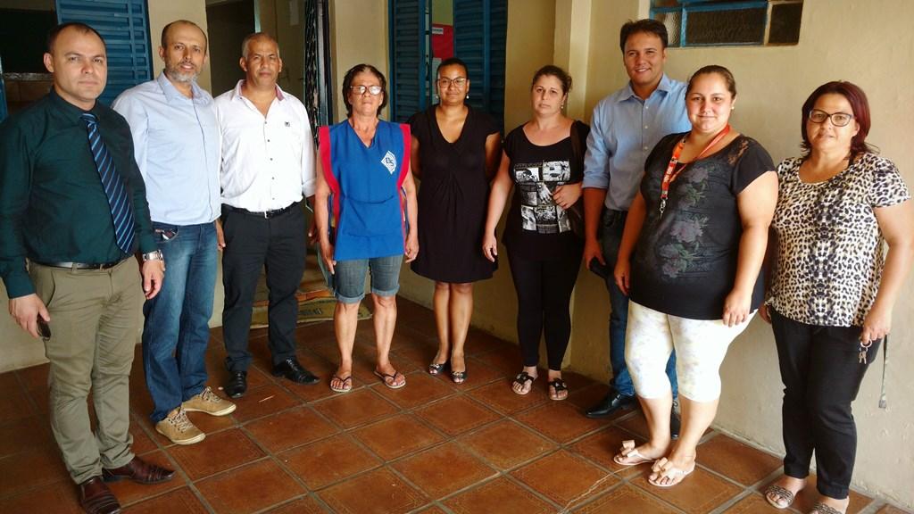 Vereadores visitam Casas de Acolhimento em Guaíba