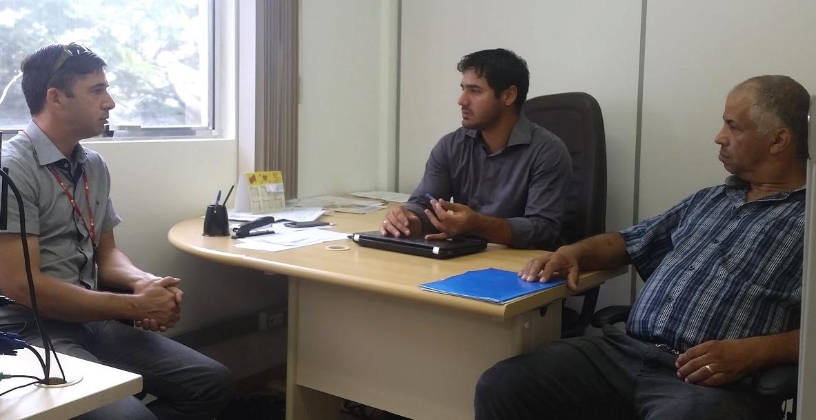 Vereador Manoel Eletricista solicita solução para a constante falta de energia em Guaíba