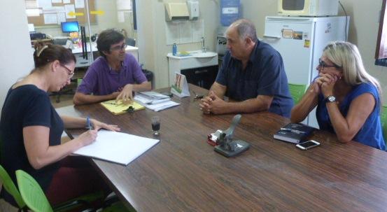 Lideranças buscam novo curso técnico para Região