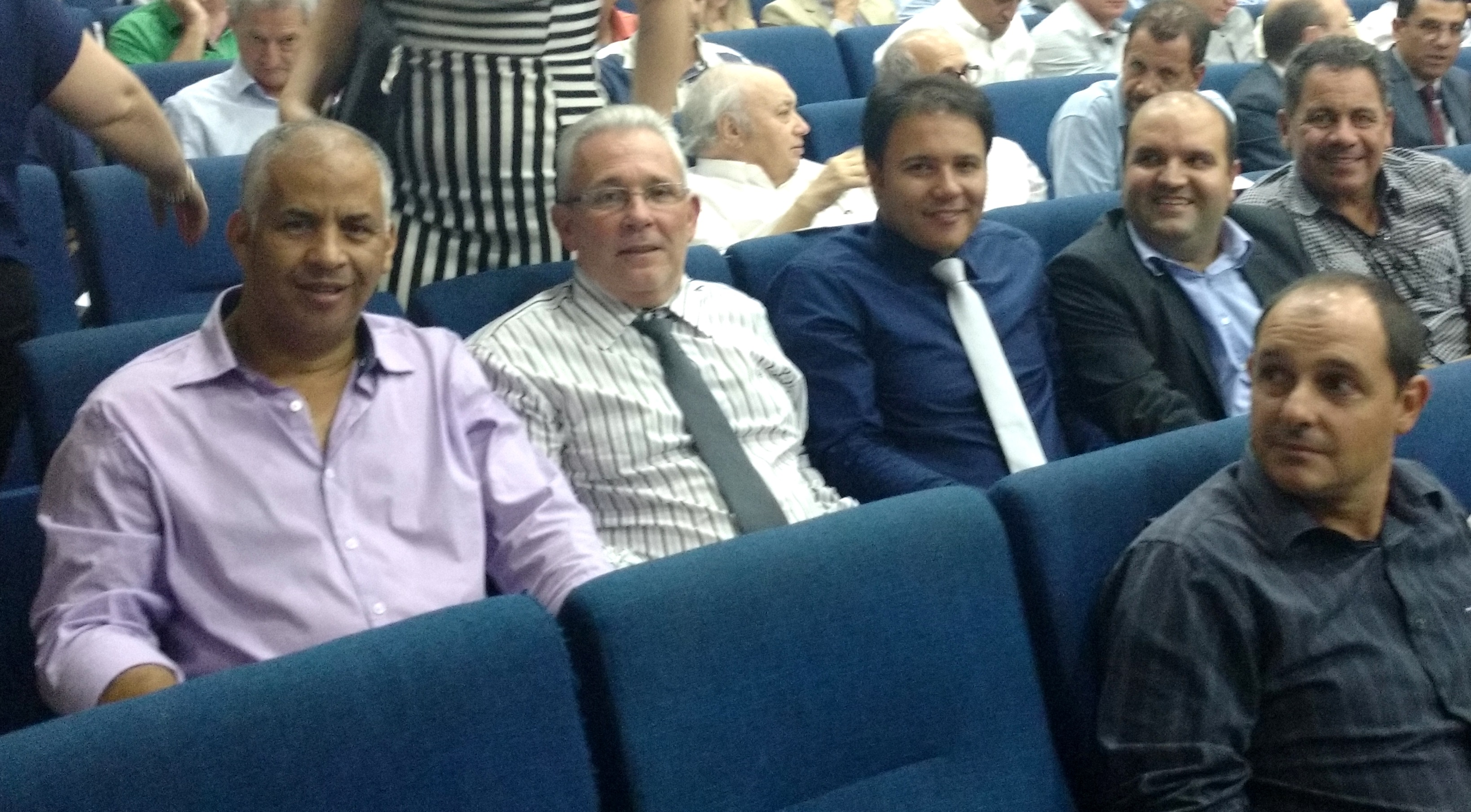 Vereadores de Guaíba participam de Audiência Pública da ANTT