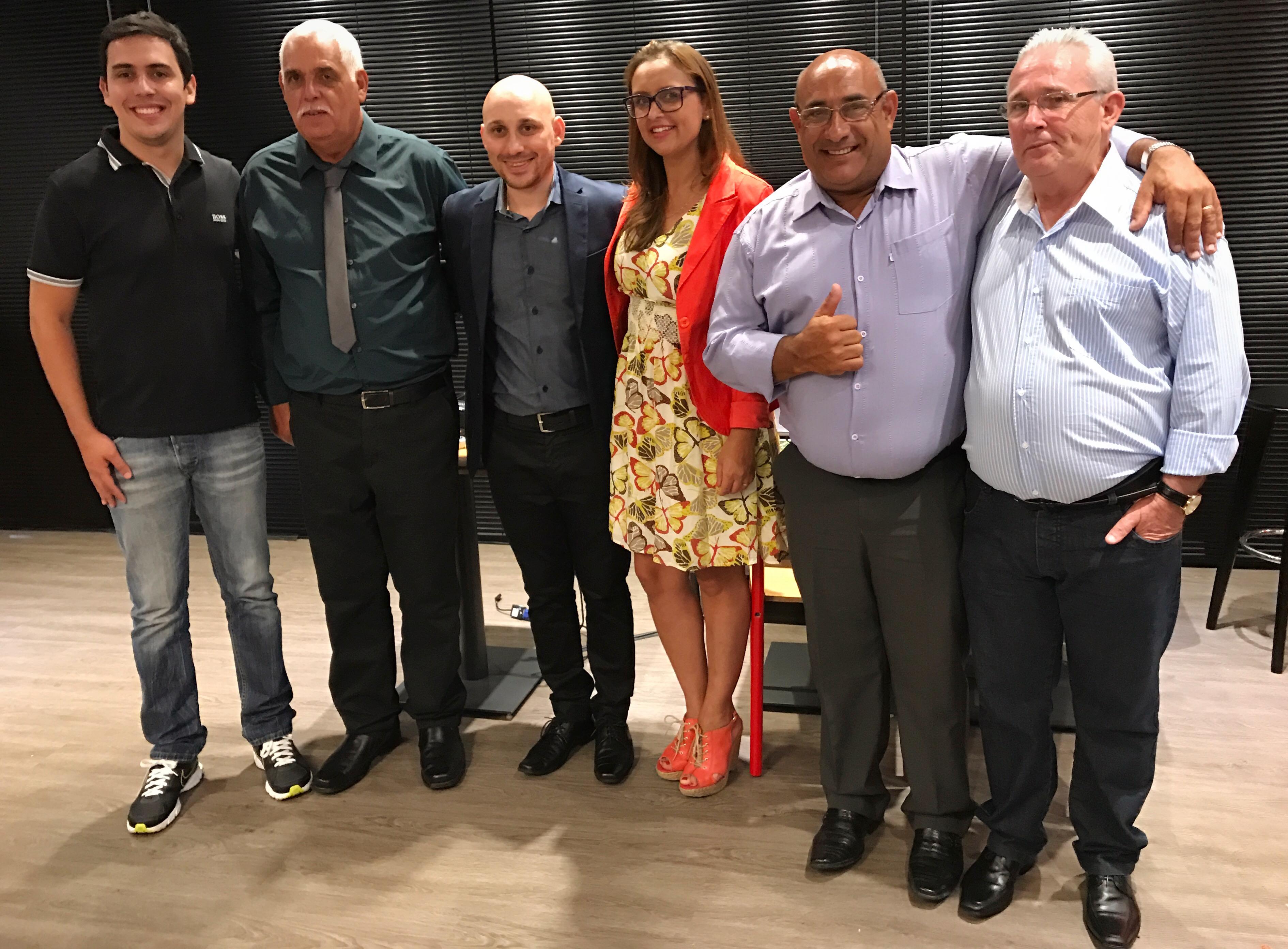 Câmara de Vereadores prestigia a inauguração do Hotel ibis em Guaíba