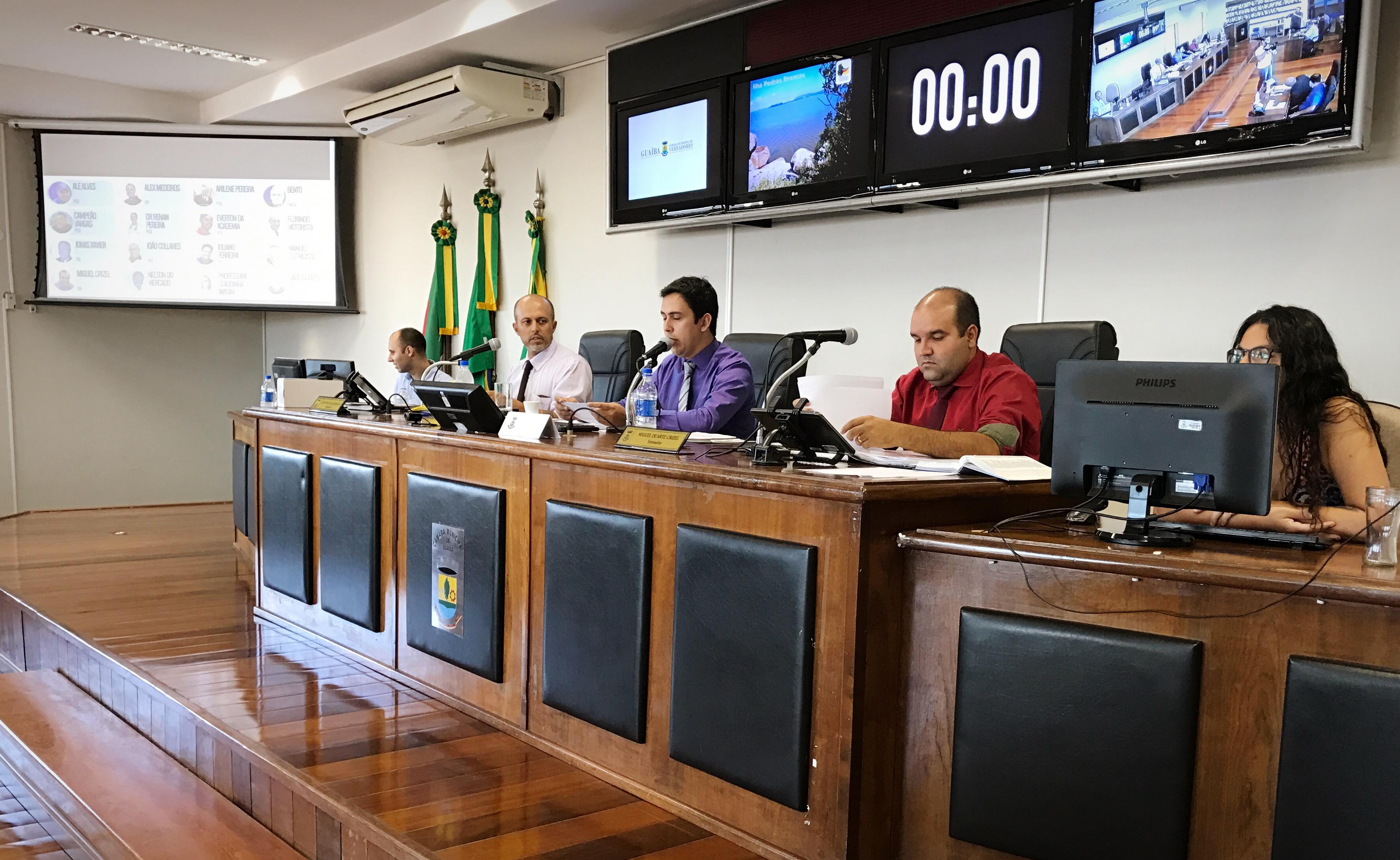 Vereadores aprovam a criação da Comissão Processante no caso da Vereadora Luciana Kubiaki (PSD)