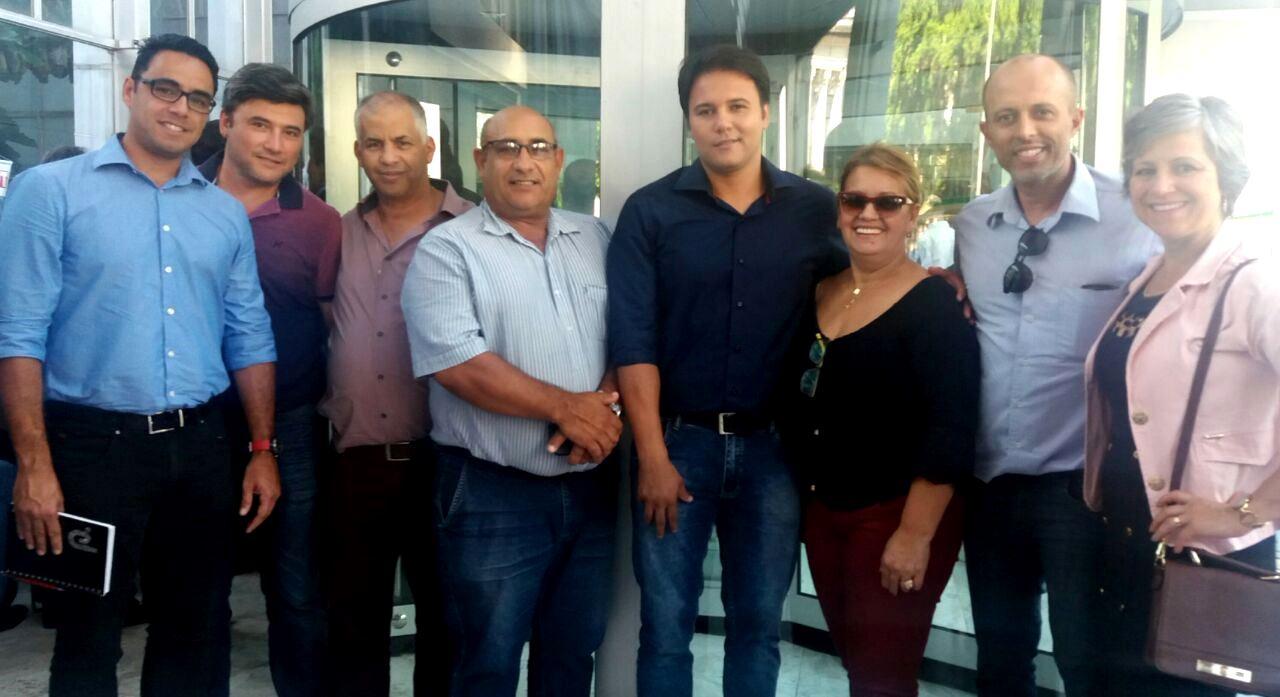 Vereadores de Guaíba participam do movimento Todos Juntos pela BR 116