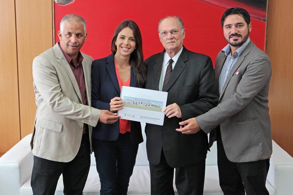 Vereador Manoel Eletricista solicita apoio ao Ministro da Cultura para projetos em Guaíba