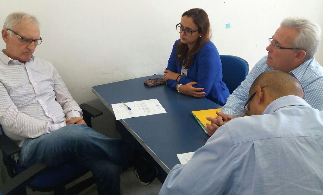 Comissão de Saúde se reúne com responsável pela Clínica Nefrológica Guaíba
