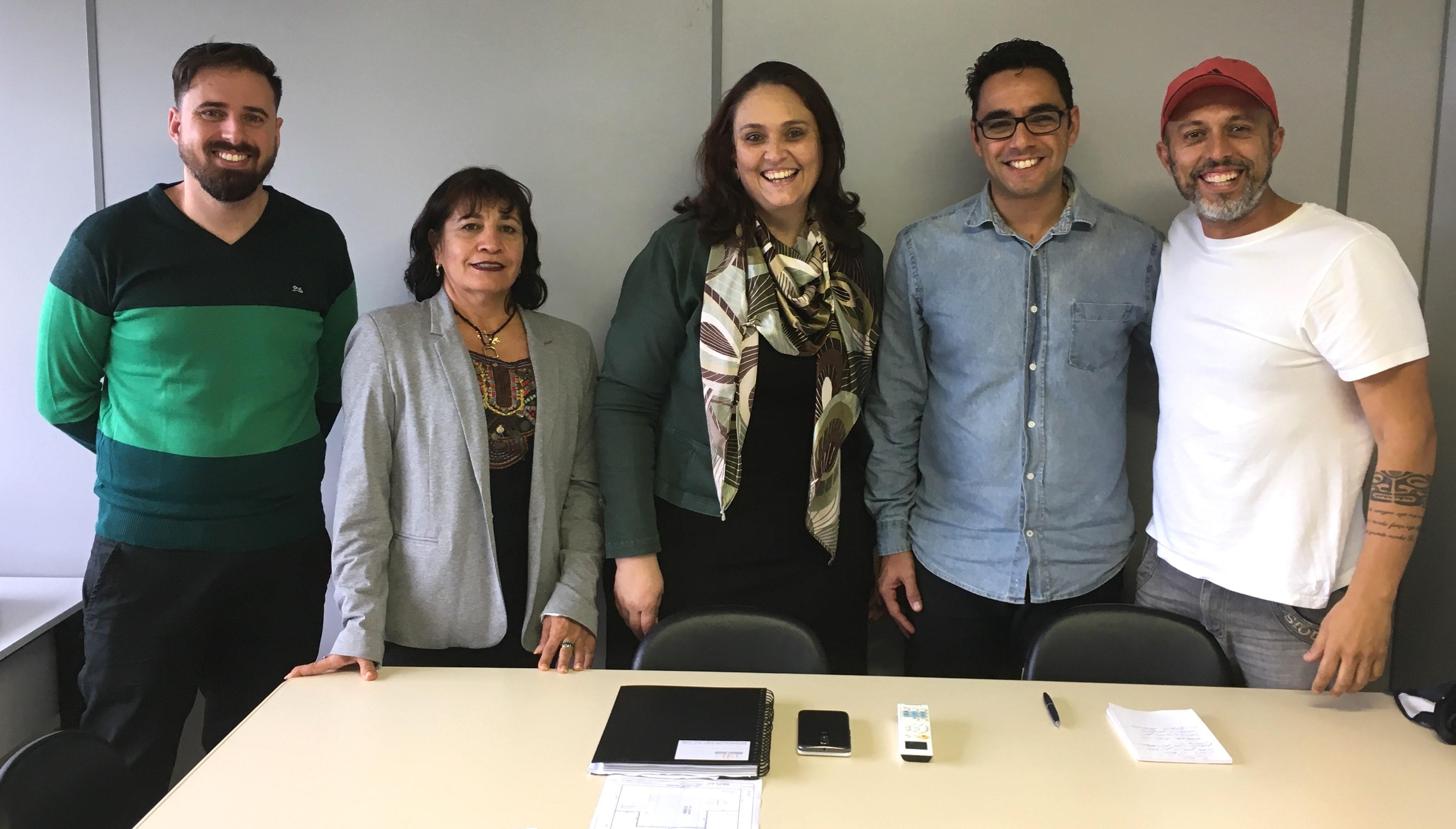 Vereador Everton da Academia reúne-se com o Executivo Municipal, buscando apoio para Escola na São Jorge