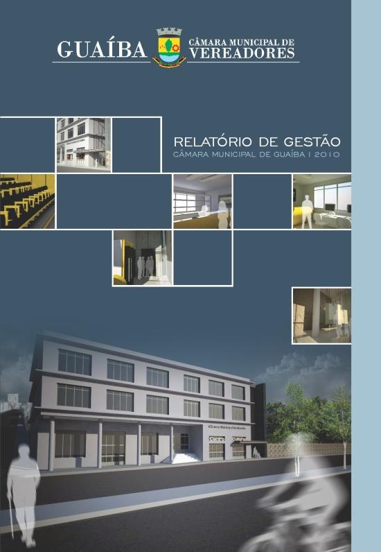 Câmara Municipal de Guaíba presta contas de suas atividades através de Relatório de Gestão