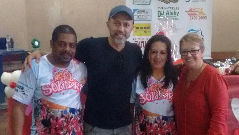 Vereador Everton da Academia participa do Chá do Dia das Mães, promovido pelo grupo Natal Solidário